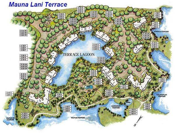 Please Come To The Mauna Lani Terrace Office Following Morning Complete Your Registration With South Kohala Management