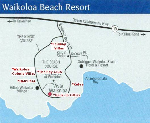 Map Of Waikoloa Beach Pictures To Pin On Pinterest  PinsDaddy