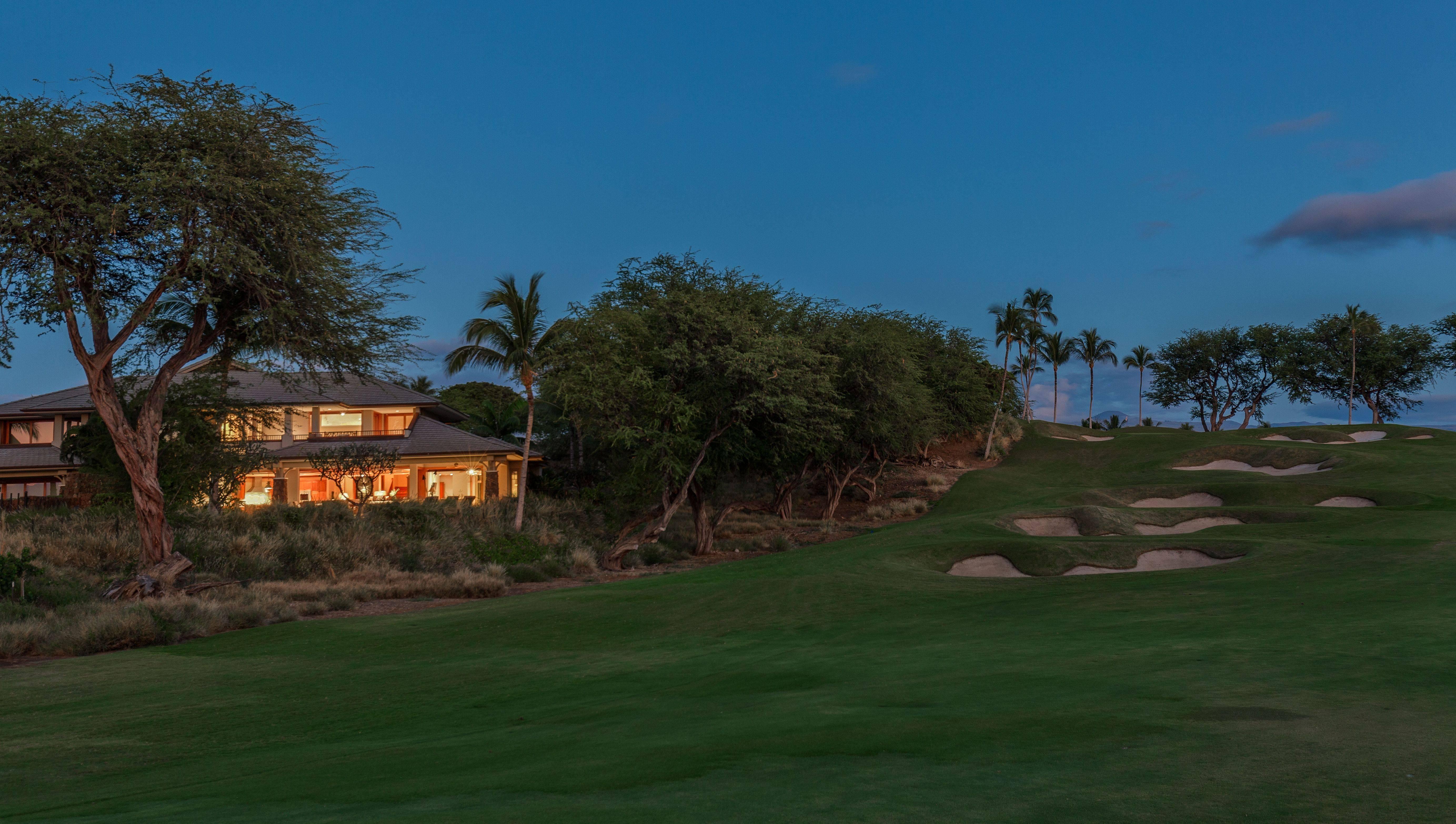 Kauna'oa Golf Course at Mauna Kea Resort