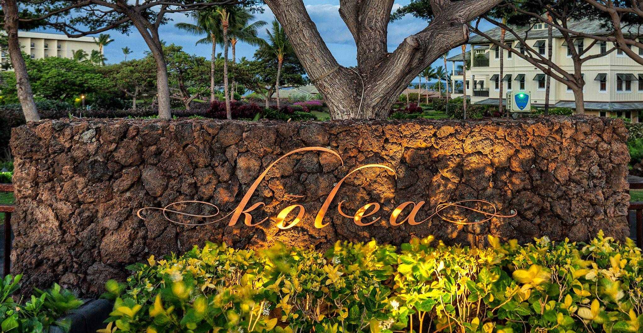 Kolea at Waikoloa Entrance