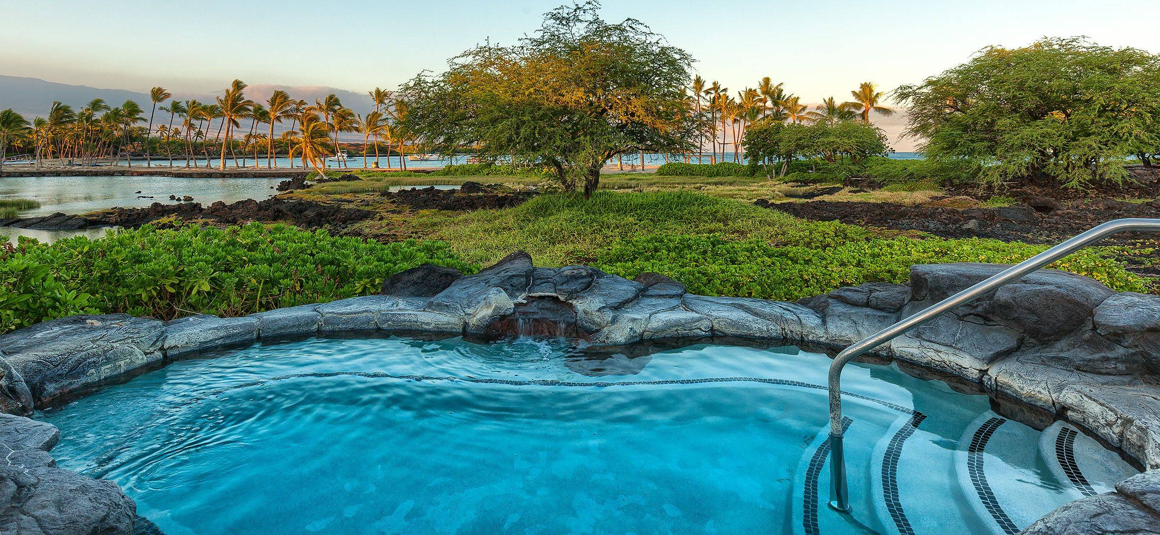 Kolea at Waikoloa Amenity Center Hot Tub