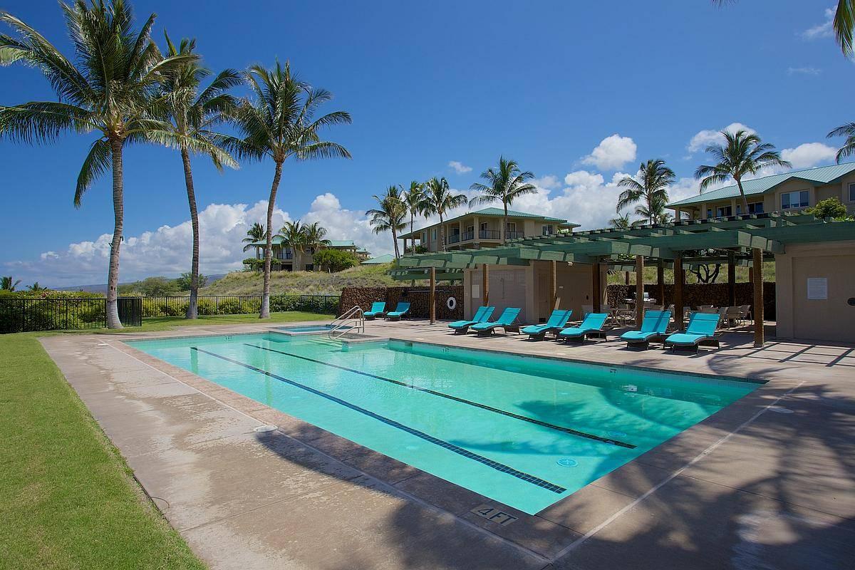 Kumulani at Mauna Kea Pool