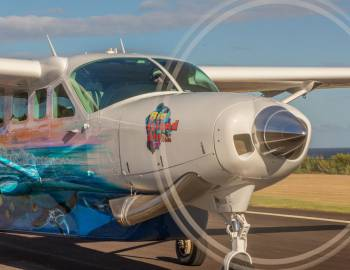 Big Island Air Plane