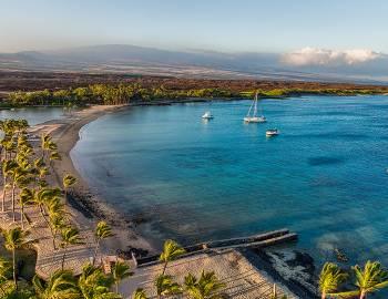 a-bay beach big island