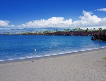49 Black Sand Beach Big Island
