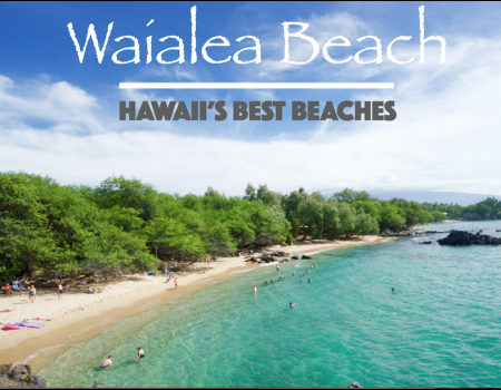 Wailea Beach (Beach 69) - The Big Island's Best Beaches