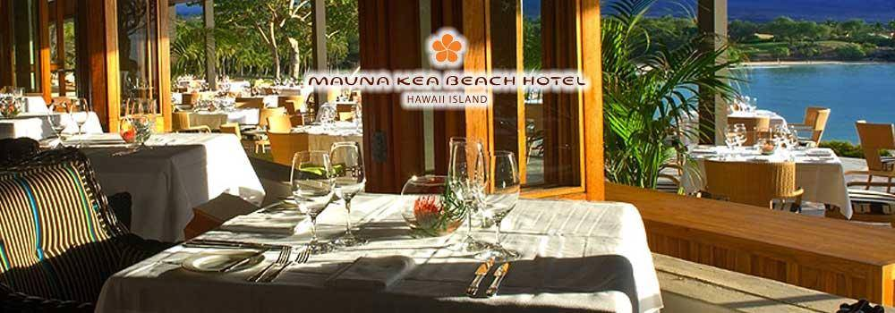 Mauna Kea Beach Hotel Restaurants Big Island Travel Guide