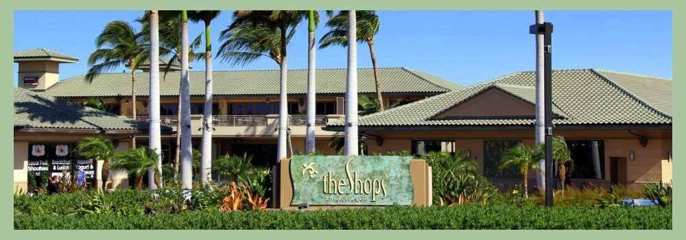 The Shops at Mauna Lani Restaurants | Big Island Travel Guide