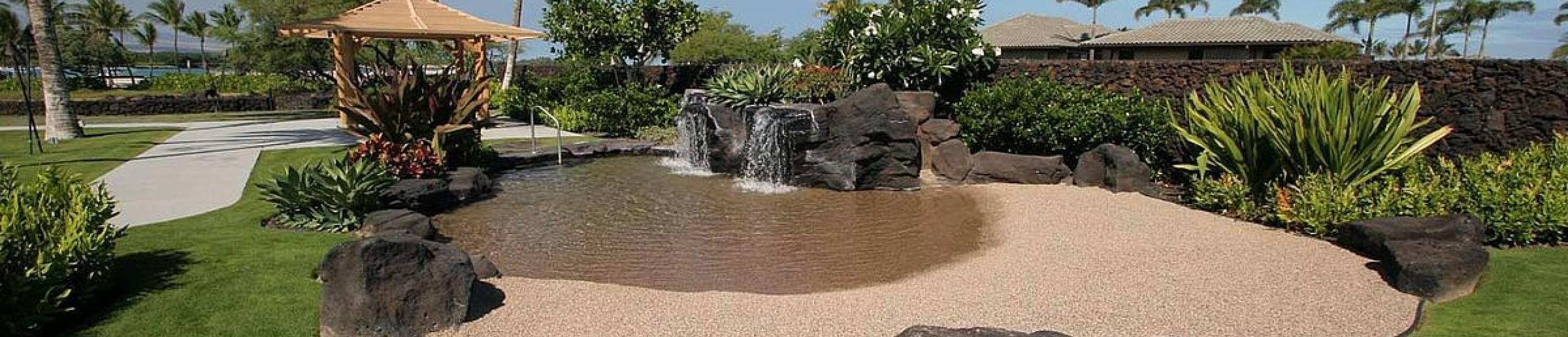 Kolea at Waikoloa Amenity Center Children's Pool
