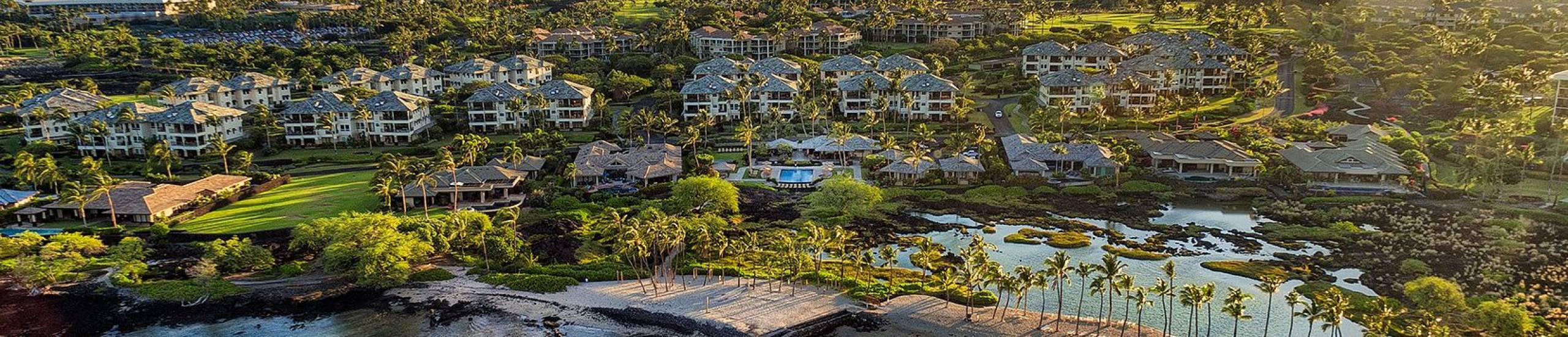 Homes and Condos at Waikoloa Beach Resort