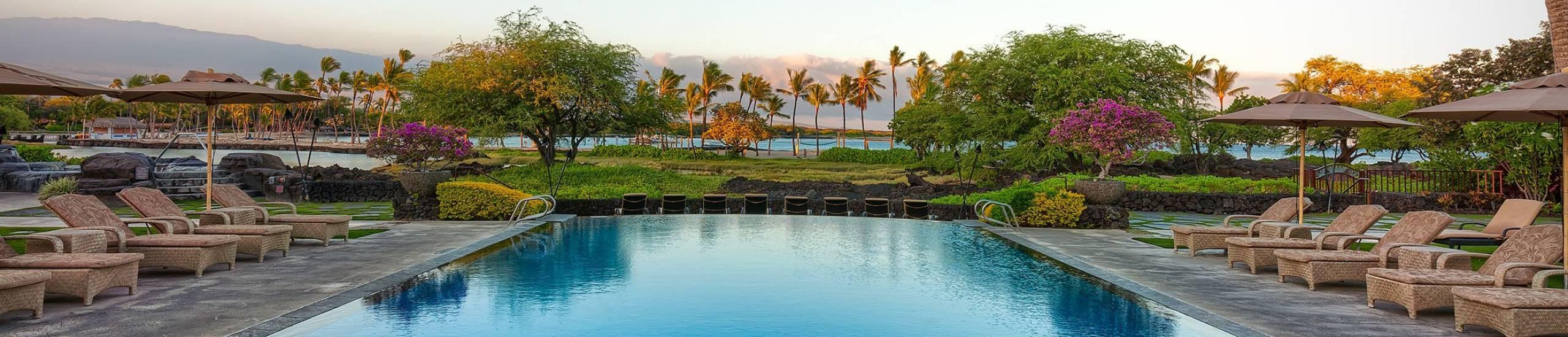Kolea at Waikoloa Amenity Center Pool