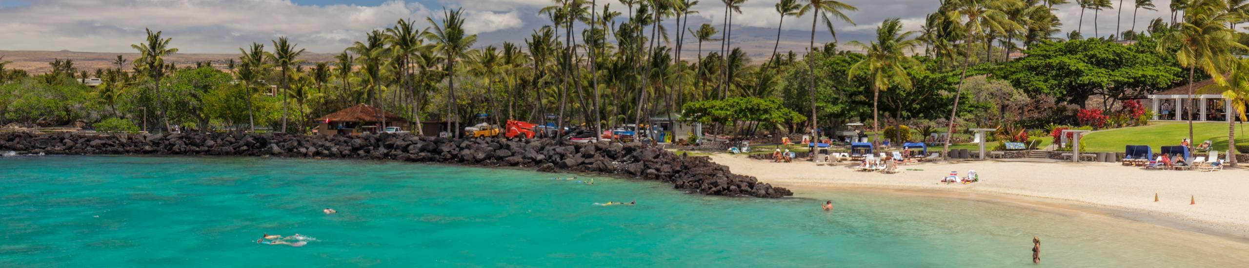 Private Mauna Lani Beach Club