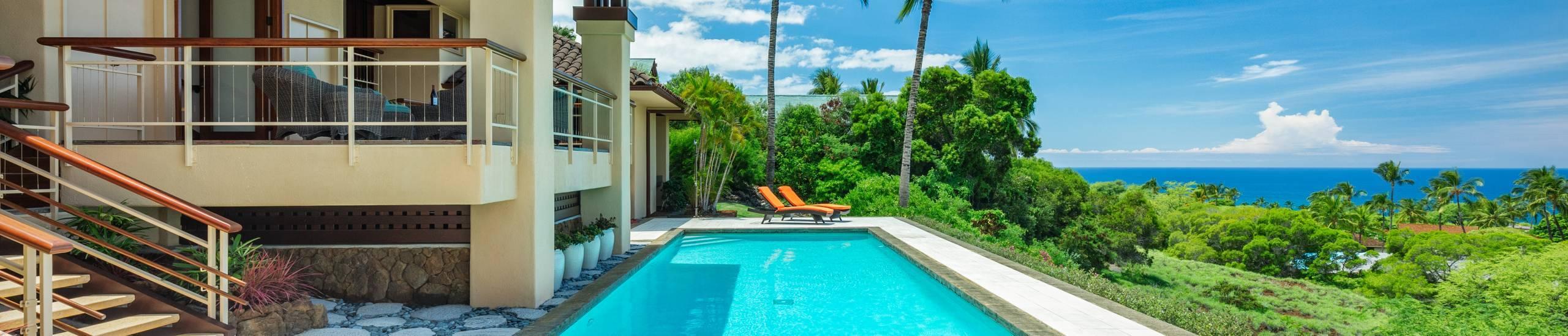 Mauna Kea Private Home - Love Pool