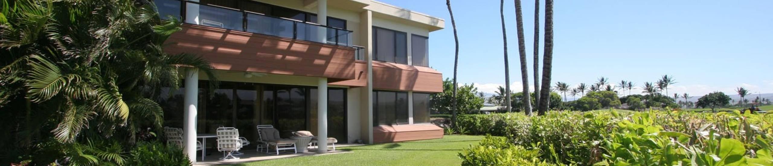 Mauna Lani Point Condominium exterior