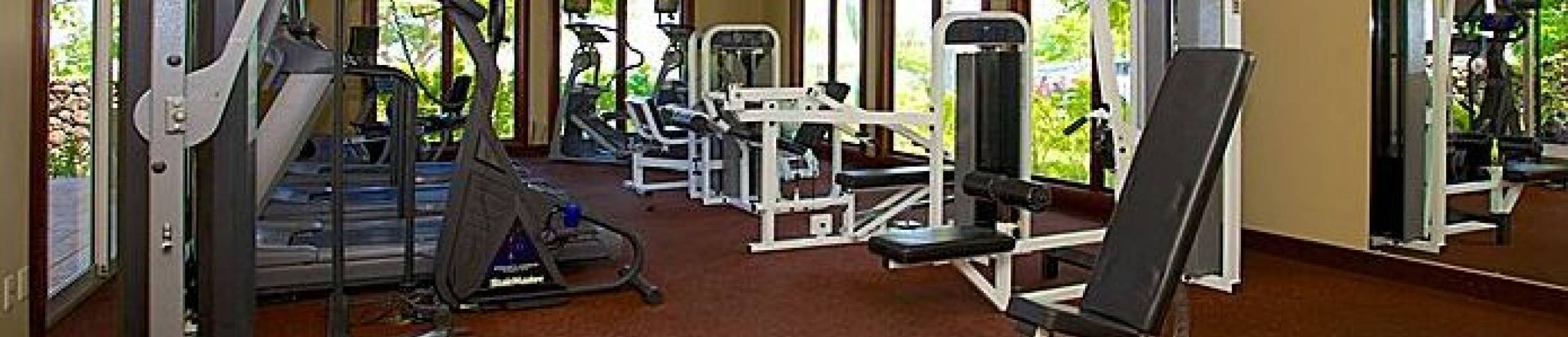 Wai'ula'ula Fitness Room