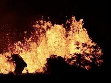 Hawaii eruption.