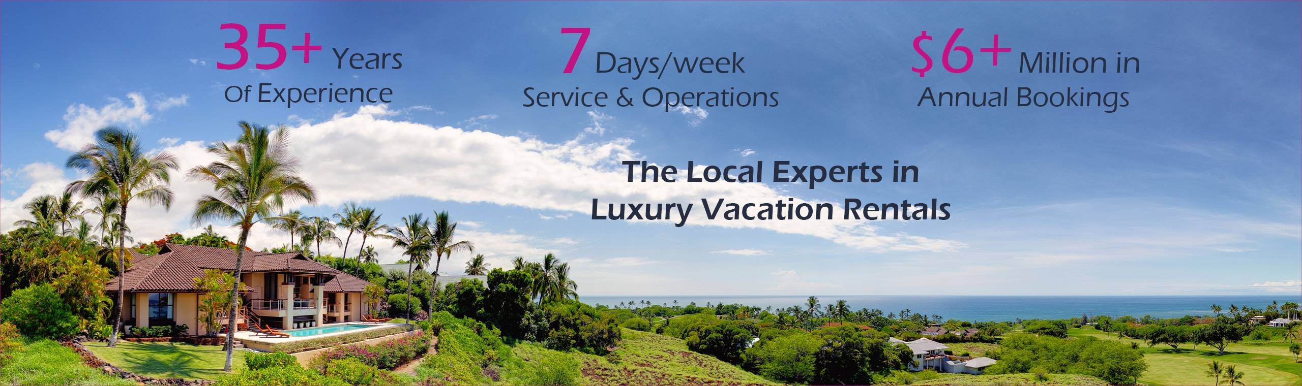 South Kohala Big Island Property Management