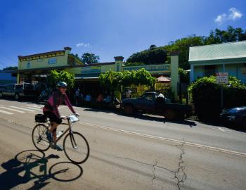 biking in hawi hawaii