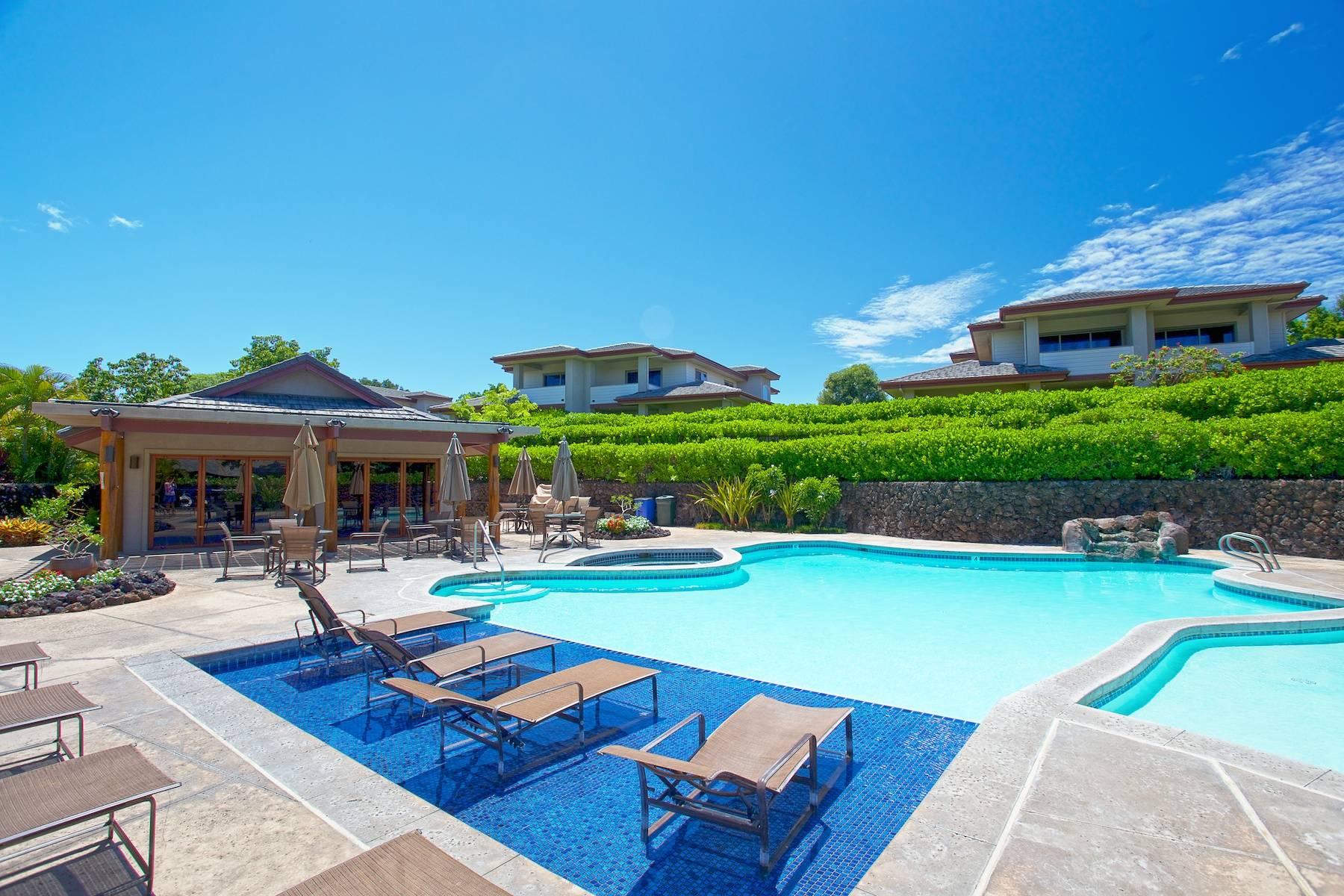 Pool at Villages at Mauna Lani on the Big Island