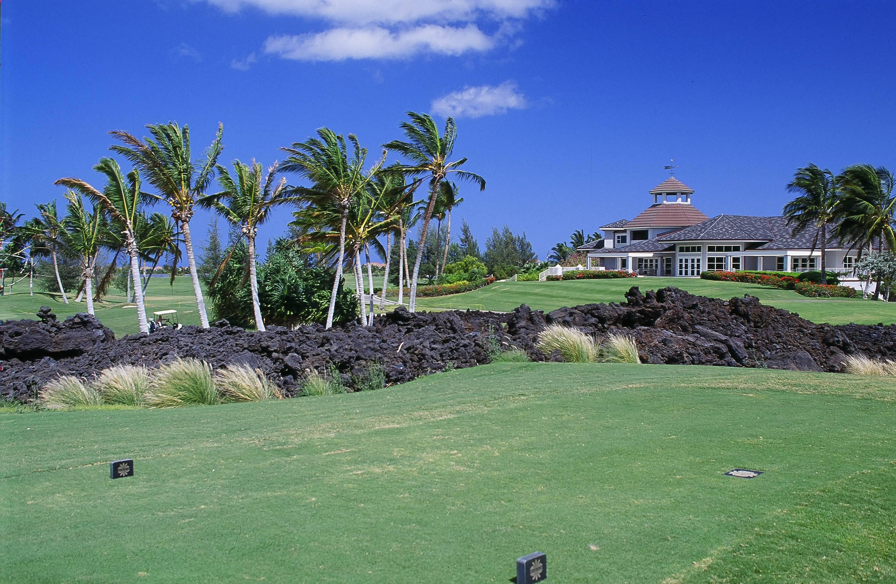 Waikoloa Resort Golf Course