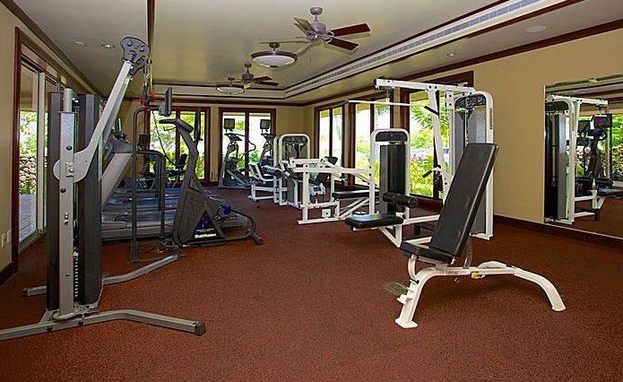Wai'ula'ula Fitness Room
