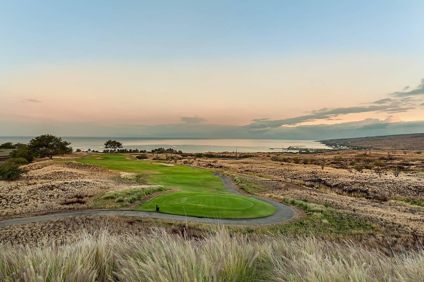 Hapuna Golf Course at Wai'ula'ula at the Uplands